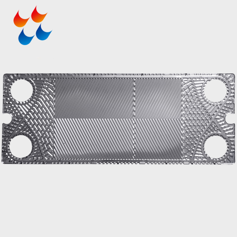 Water Cooling and Evaporator Funke Fp405 plate heat exchanger replacement Herringbone Corrugated Plate