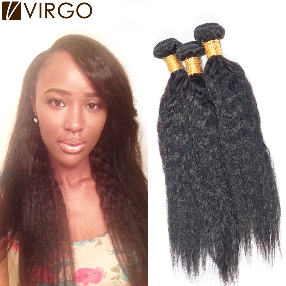 Malaysian Kinky Straight Hair Weave – Quality Hair Accessories