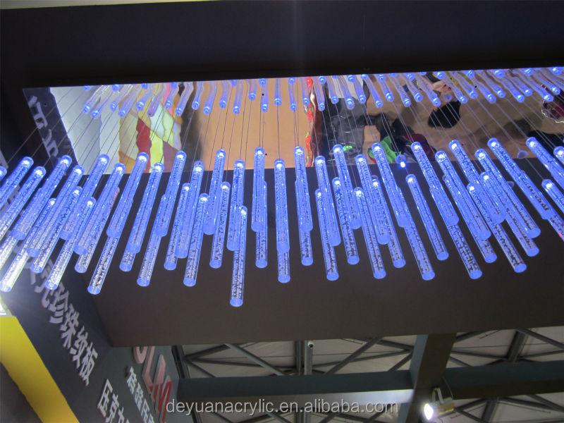 Cast Acrylic Rod China Manufacturer Extruded Acryilic Rod