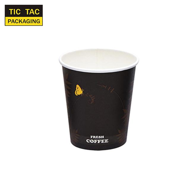 أكواب يمكن التخلص منها تصميم شخصية أكواب القهوة الجاهزة المطبوعة أكواب ورقية بالجملة Buy المكرر الوجبات الجاهزة أكواب القهوة Elegent أكواب ورقية القابل للتصرف ورقة كأس المتاح Product On Alibaba Com