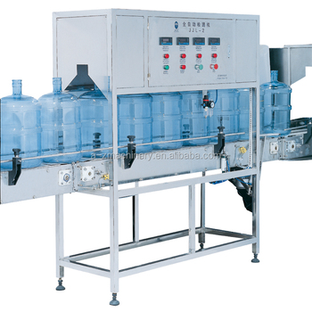 5gallon purified water bottling plant