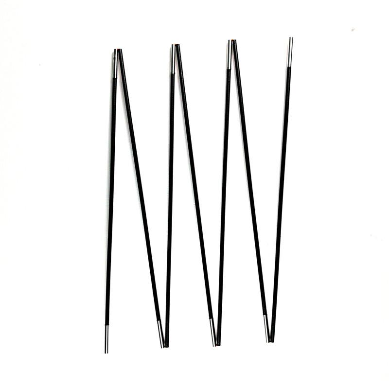 6,35 мм 6,9 мм 7,9 мм 8,5 мм 9,5 мм 11 мм 12,7 мм наборы для замены палатки из стекловолокна для кемпинга