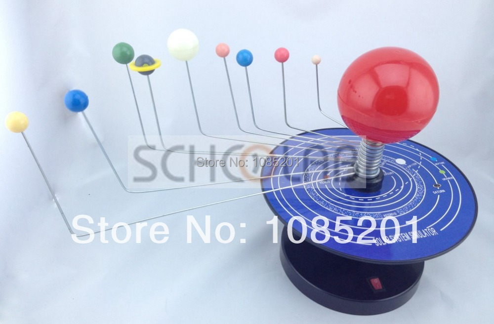 Solar system model-in Teaching Resources from Office ...