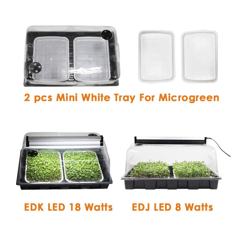 cheap nft float aluminium plastic 4x8 fodder system microgreen seeds plant growing seedling hydroponic trays for hydroponics