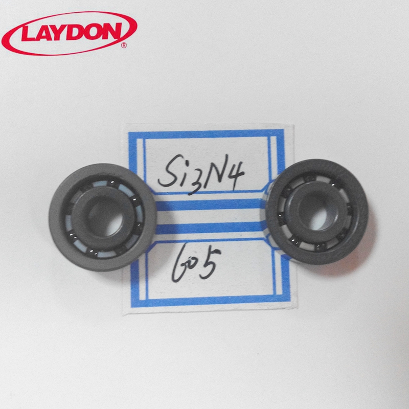 5mm Loose Ceramic Balls G5 Si3N4 Bearing Balls Rolling