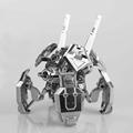 MU 3D Metal Puzzle Star Craft Spider Robot Building Model SGM N01 DIY 3D Laser Cut