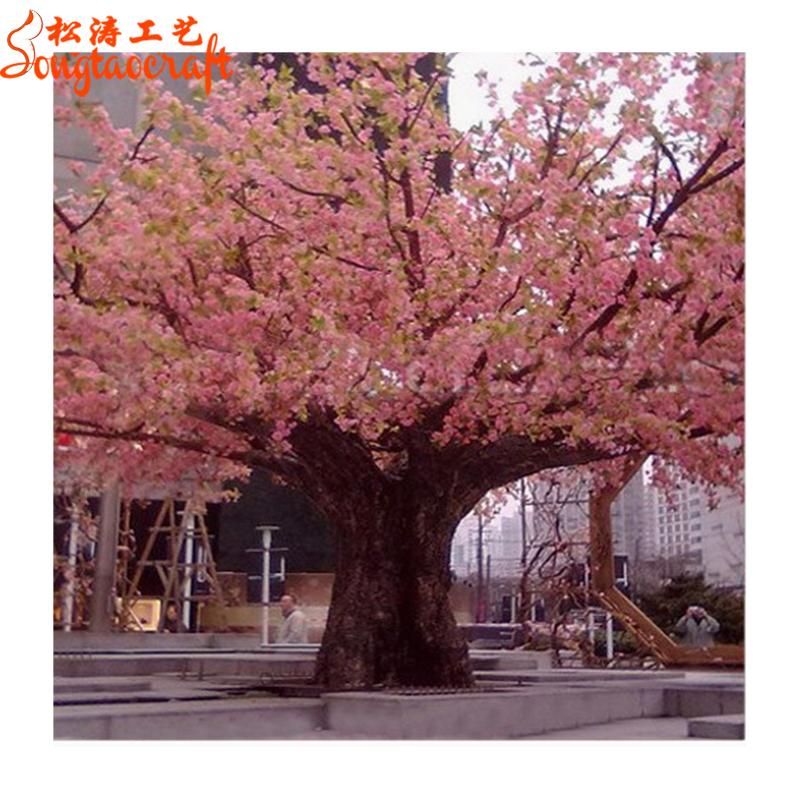 Big Indoor Fake Plastic Cherry Blossom Tree Artificial Cherry Blossom Tree Branch Wholesale Buy Cherry Blossom Tree Artificial Cherry Tree Plastic Cherry Blossom Tree Product On Alibaba Com
