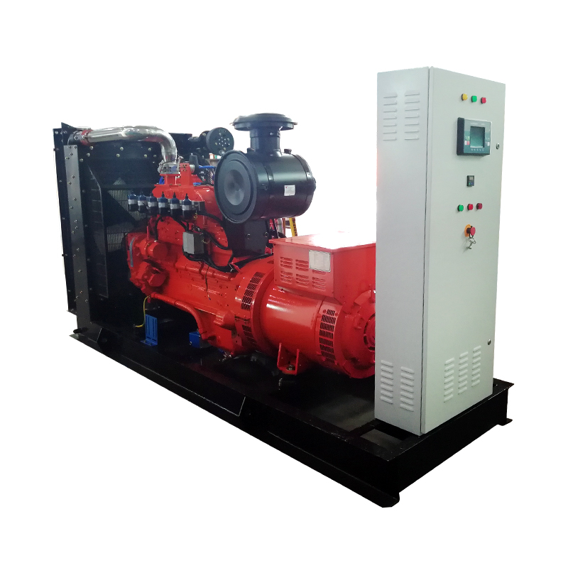 Генератор биогаза 250 кВт с копоколением и очистителем биогаза