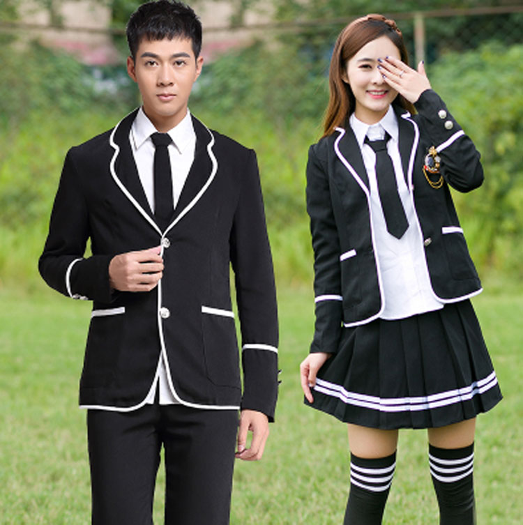 Custom New Style Of Primary Middle School Uniform Design ...