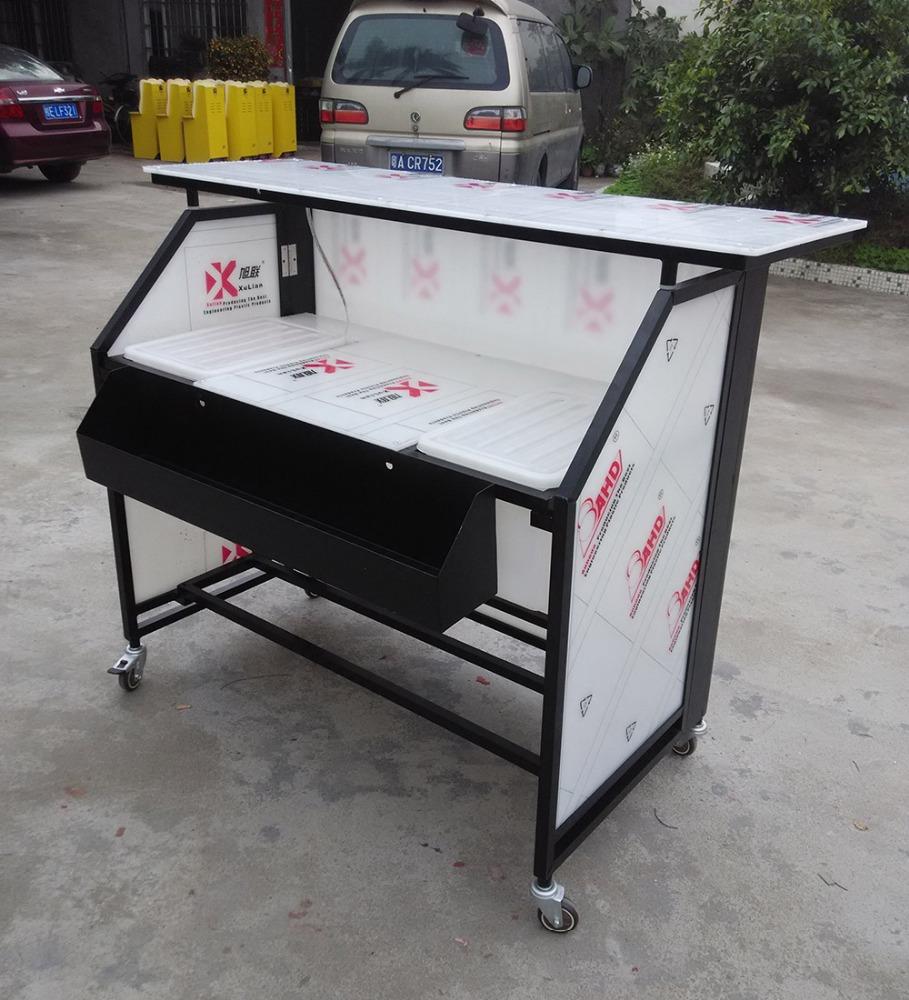 Мебель для диджея для мероприятий/светодиодная подсветка для диджея, барный стол, складная барная стойка