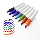 Colors School Pens 12 Colors 12 Colors Non-toxic Home And School Using Fine Point Dry Quickly And Resists Fading Mini Permanent Maker Pen Set
