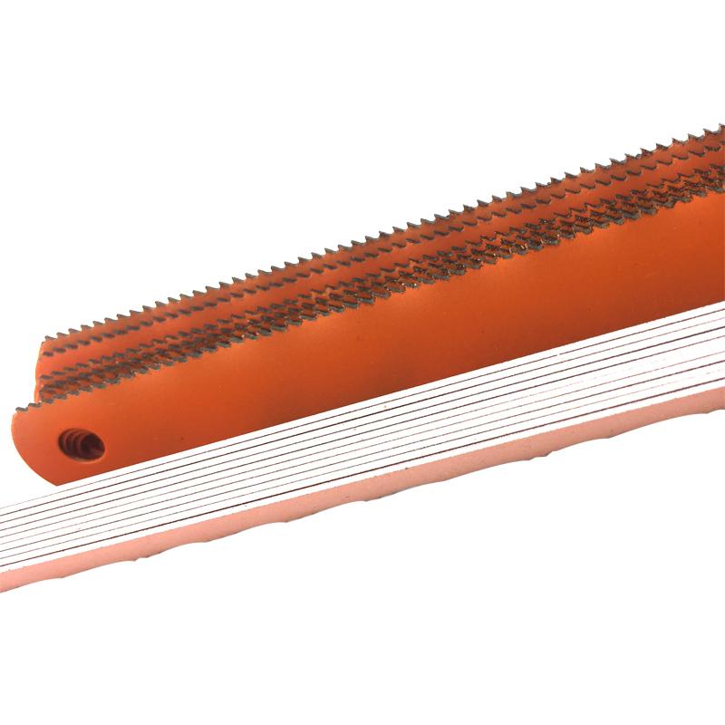 18 зубцов ручная металлическая резка функциональные типы sandflex hss биметаллическое ножовочное полотно