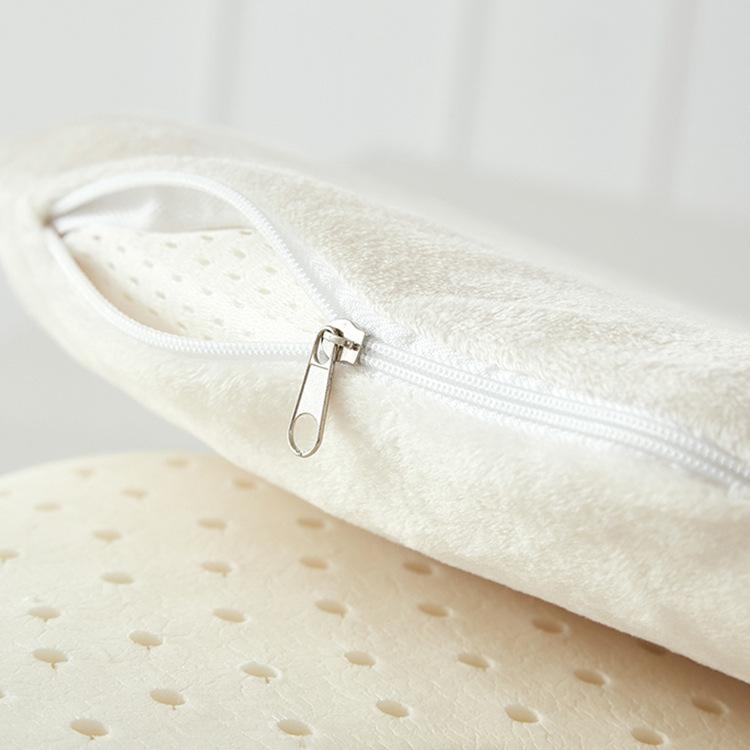 Натуральная Детская и детская подушка из латекса, подушка с медленным восстановлением формы