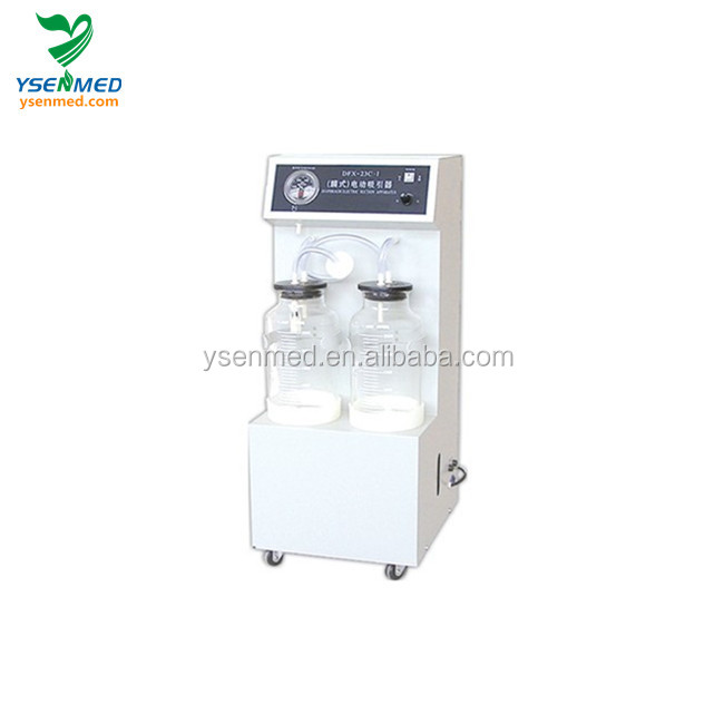 Factory price Medical Operating Aspirator Mobile medical suction machine