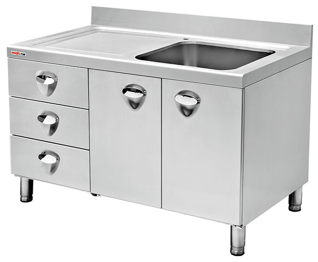 Customized Size Free Standing Stainless Steel Sink Cabinet Italian S S Kitchen Sink Table With Cabinet In Australia Buy Italian Kitchen Sink Stainless Steel Sink Cabinet S S Sink Table With Cabinet Product On Alibaba Com