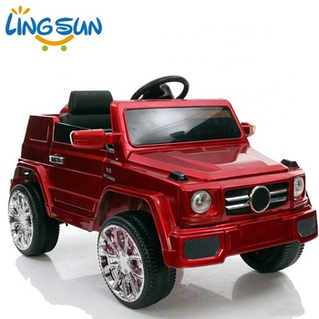 Licensed kids toys car, ride on toys car with 4x4 drive