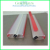Used bathroom door self-adhesive frosted seal magnetic strip