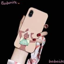 Babaite Новый Популярный эстетический Художественный Черный чехол для телефона для iPhoneX XSMAX 6 6s 7 7plus 8 8Plus 5 5S SE XR 11 11pro 11promax(Китай)