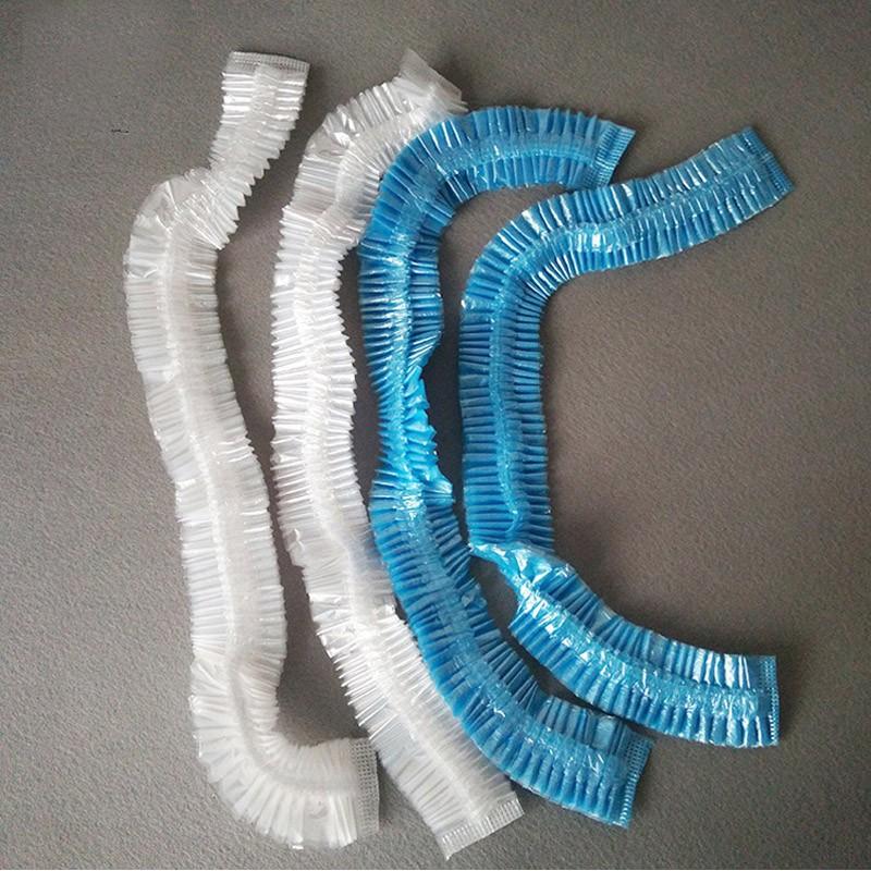 Белый цвет 112*112 см одноразовый пластиковый спа-вкладыш для педикюрного кресла большого размера