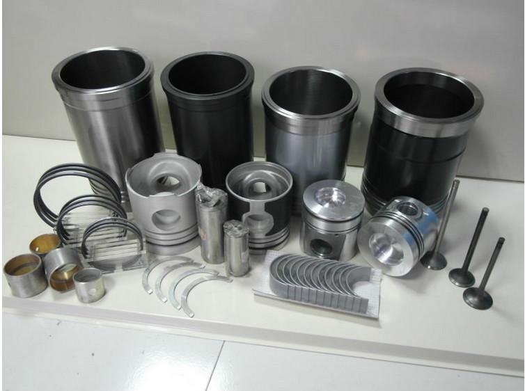 Komatsu PC200-3 Crankshaft S6D105 6136-31-1010-Crankshaft