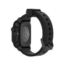 Водонепроницаемый ударопрочный чехол для Apple Watch series 3 2, мягкий силиконовый ремешок iwatch band 42 мм, аксессуары(Китай)