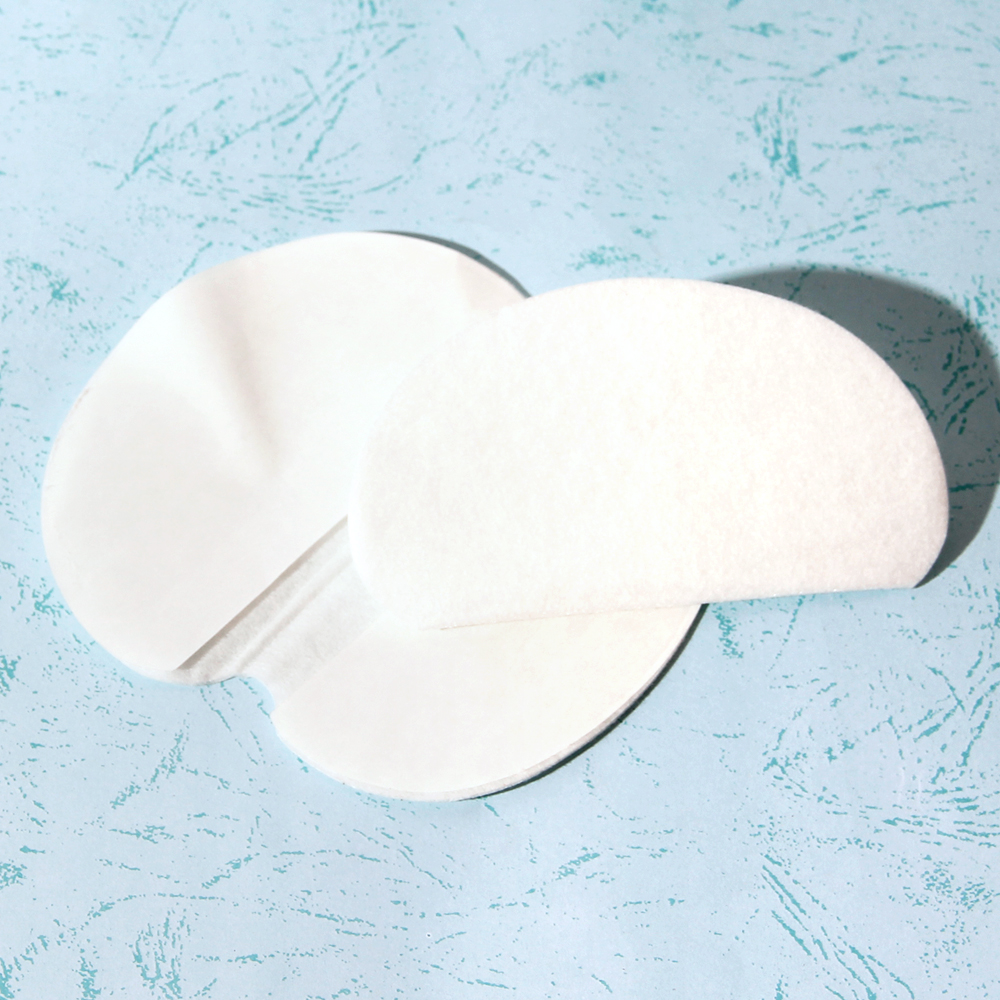 Hot Selling Summer Armpit Disposable Underarm Sweat Pads