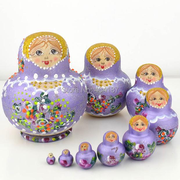 Russian Toys Dolls 101