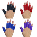 1 Piece Colorful elastic stretchable jacket outdoor sports basketball soccer volleyball finger protect protection tools
