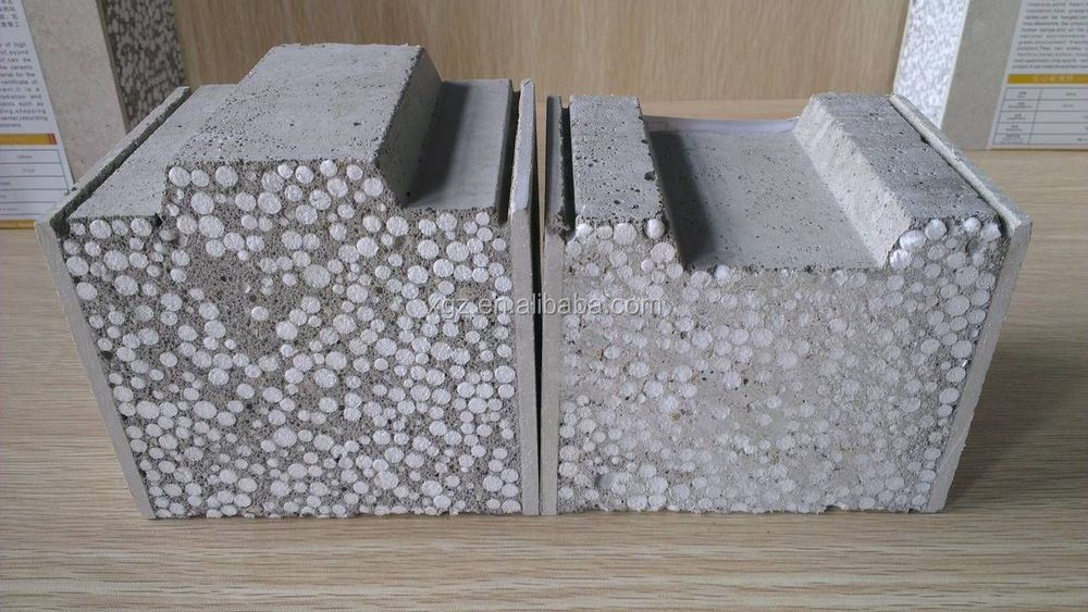Xgz Expanded Polystyrene Supplier Light Weight Concrete