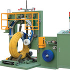 Machine Coil Coil Packing Machine Hose Packing Machine And PVC Pipe Coil Wrapping Machine