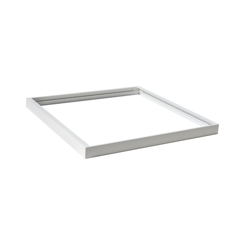 factory selling Aluminum Surface Mount Box for 600x600mm LED Panel