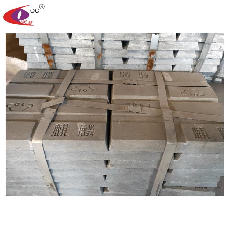 Factory Price Non-secondary 4N5 Metal Ingot Zinc