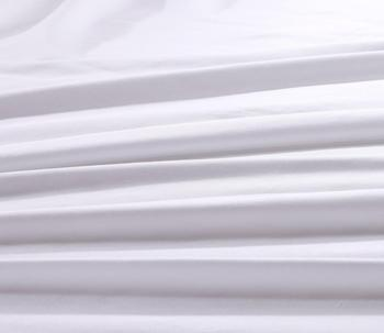 100% cotton 300 TC sateen hotel textile fabric for bed sheet in roll