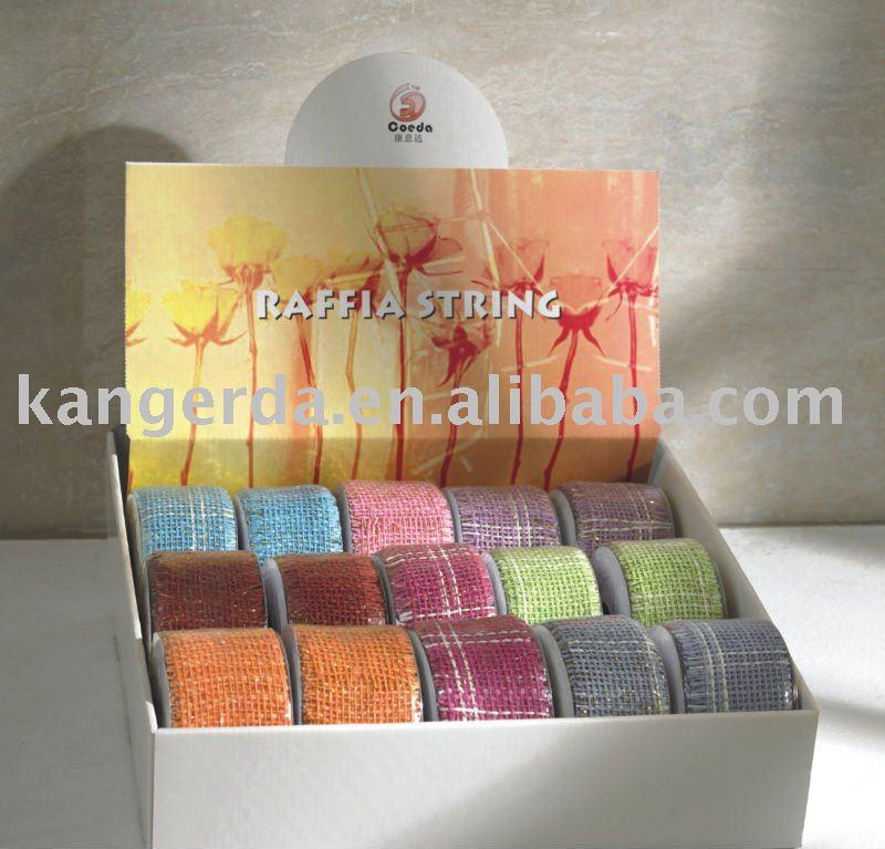 packaging paper ribbon