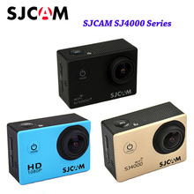Original SJCAM SJ4000 Series SJ4000/SJ4000 WIFI/SJ4000 Plus 2K HD Video Resolution Sport Action Camera Waterproof Camera 1080P