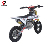 50cc Mini Dirt Bike ZS 60cc pitbike Racing กึ่งอัตโนมัติ Mini Pit Bike