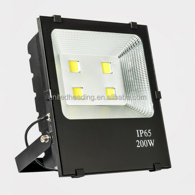china 300w 400w ip65 waterproof large led flood light cob led lamps price spotlights 220v