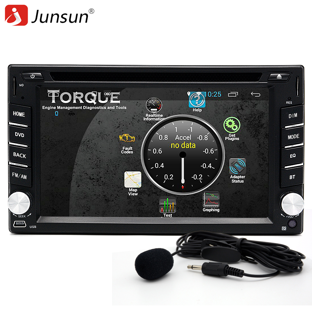 Aliexpress.com : Buy Junsun 2 Din Car Dvd Player Radio Gps