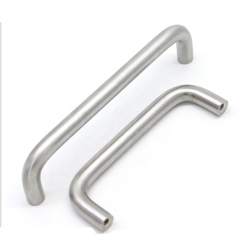 U Shape Curved Furniture Cabinet Stainless Steel Kitchen Door Handles Buy Stainless Steel Handle Stainless Steel Kitchen Cabinet Handles Handle Drawer Product On Alibaba Com