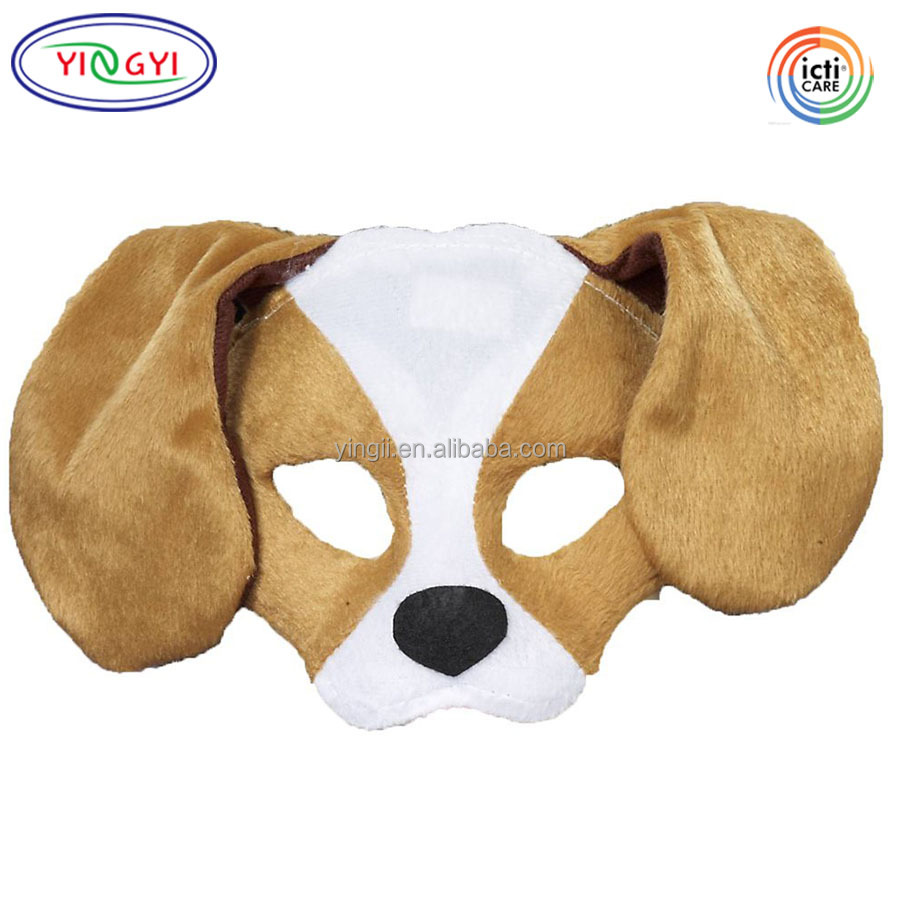 Scary Animal Halloween Masks.C119 Kids Plush Puppy Dog Animal Mask Party Accessories Costume Scary Halloween Mask Buy Scary Halloween Mask Party Accessories Costume Scary Mask Plush Puppy Dog Animal Mask Halloween Product On Alibaba Com