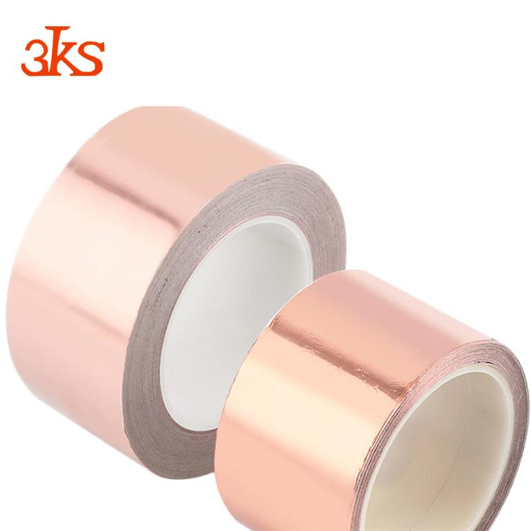 Цикада чистая тонкая ламинированная изоляция толщиной 0,1 мм позолоченная электролитическая медная фольга пленка цена для печатной платы микрон