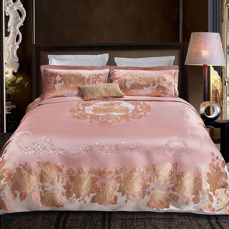 Роскошный Высококачественный жаккардовый Комплект постельного белья KOSMOS оптом