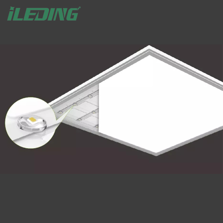 Factory Supply Indoor 40w LED Office Direct Lit Flat Panel Light