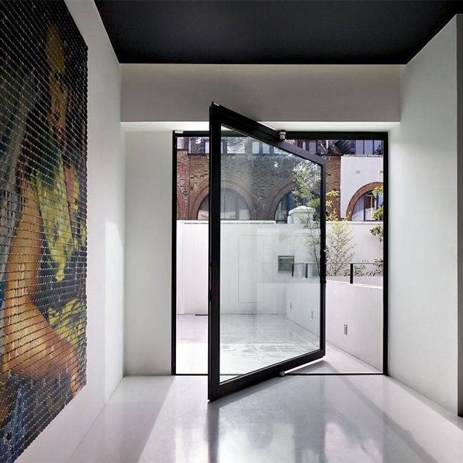 Large Exterior Frameless Glass Aluminium Pivot Door Prices Buy Glass Aluminium Pivot Door Prices Frameless Glass Aluminium Pivot Door Large Exterior Pivot Door Product On Alibaba Com