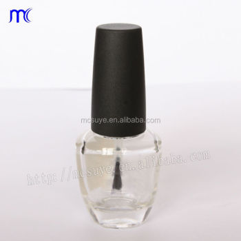 OPI glass nail polish bottle