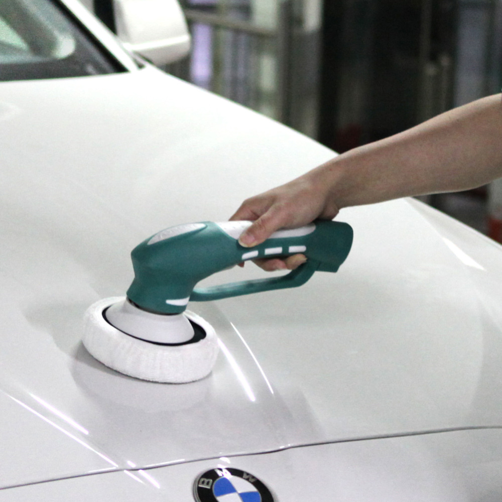 Electric Rechargeable Car Polisher Automobile Leather