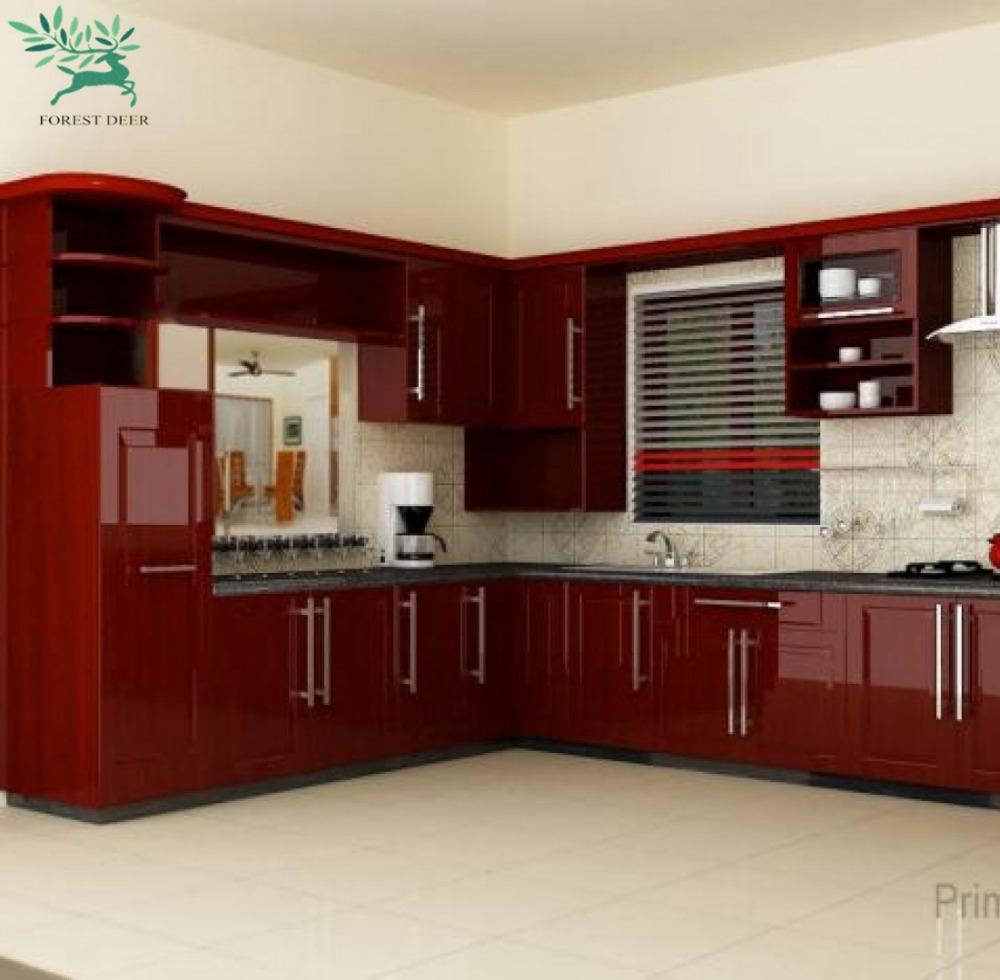 China Modular Kitchen Cabinets With Sinks,Usa Solid Wood Modern Design  Kitchen Furniture   Buy High Quality China Modular Kitchen Cabinets,Kitchen  ...