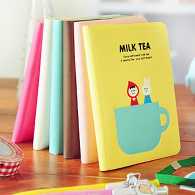 Cartoon Diary: 2015 Cute Kawaii Notebook Cartoon Journal Diary Planner