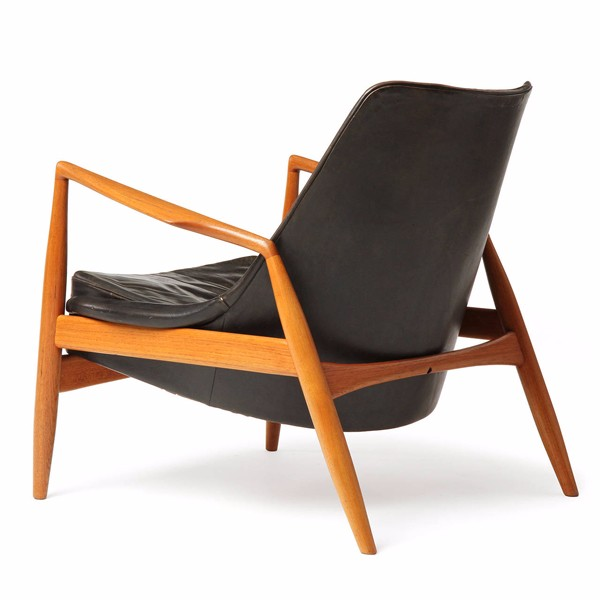 Apartment Furniture Wooden Seal Lounge Comfortable Chair