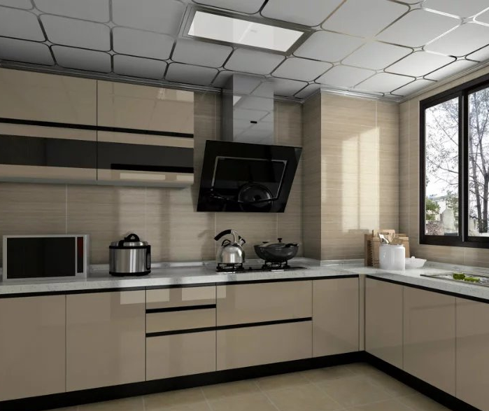 Mix Color High Gloss New Design Kitchen Cabinet India Price Buy Mix Color Kitchen Cabinet High Gloss New Kitchen Cabinet Kitchen Cabinet India Price Product On Alibaba Com